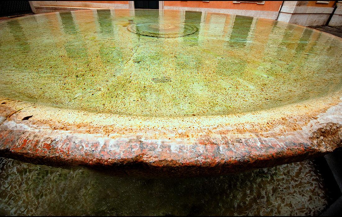 Fountain, Rome 2007