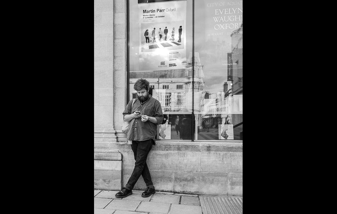 Mart Parr, Oxford 2