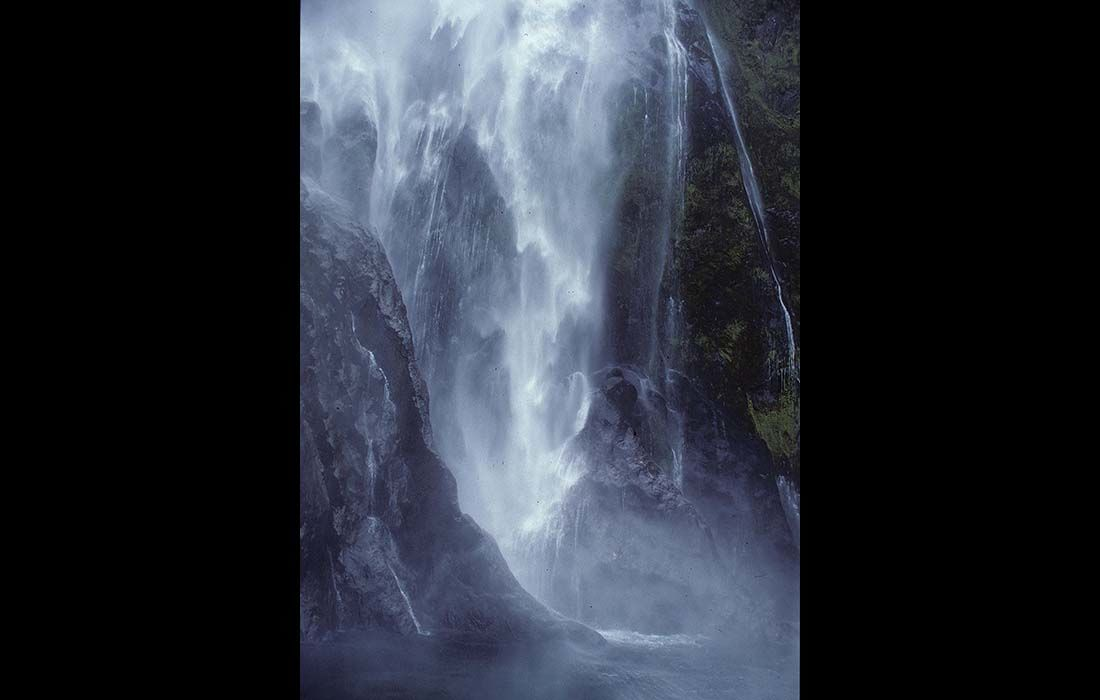 Milford Sound, New Zealand 1, 1989