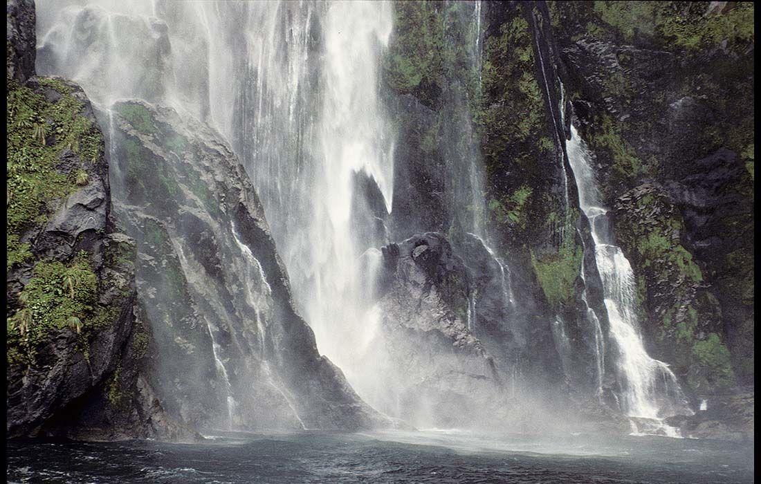 Milford Sound, New Zealand 2, 1989