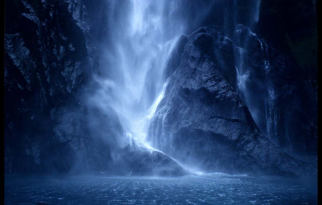 Milford Sound, New Zealand 4, 1989