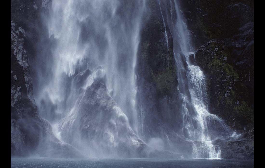 Milford Sound, New zealand 3, 1989