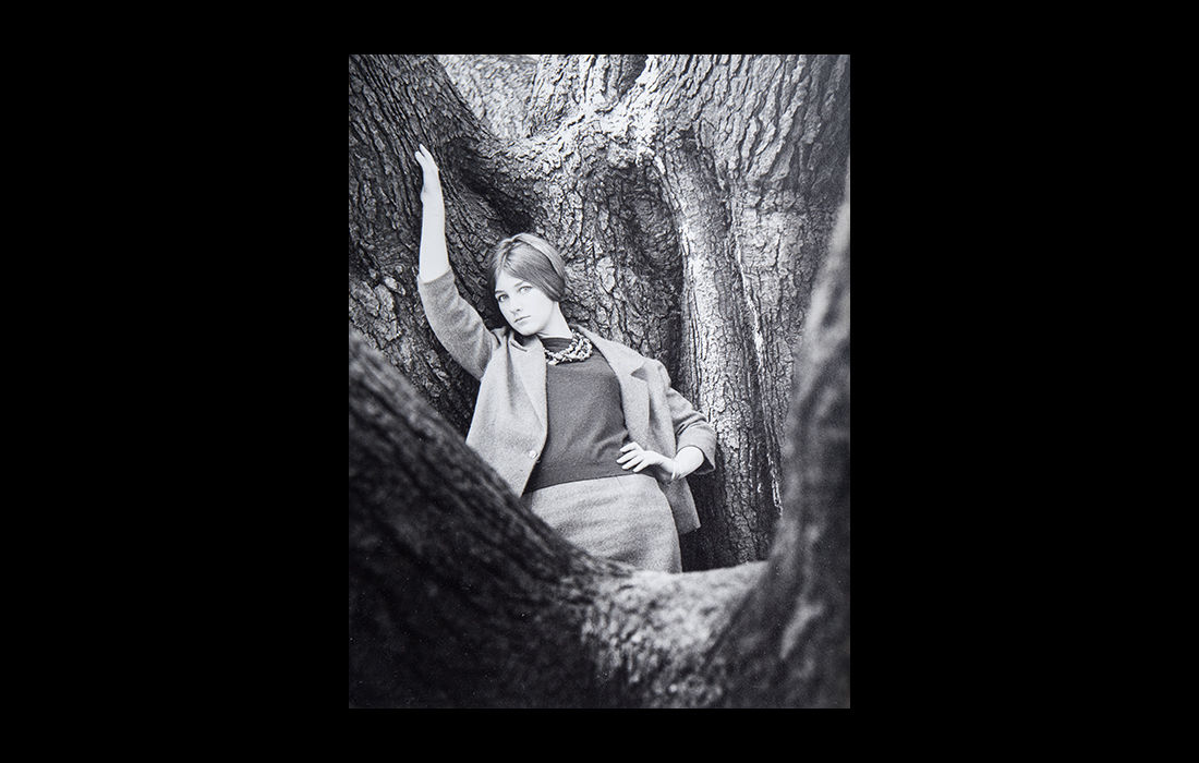 Perhaps she is the reason for my love of trees! 1965-66