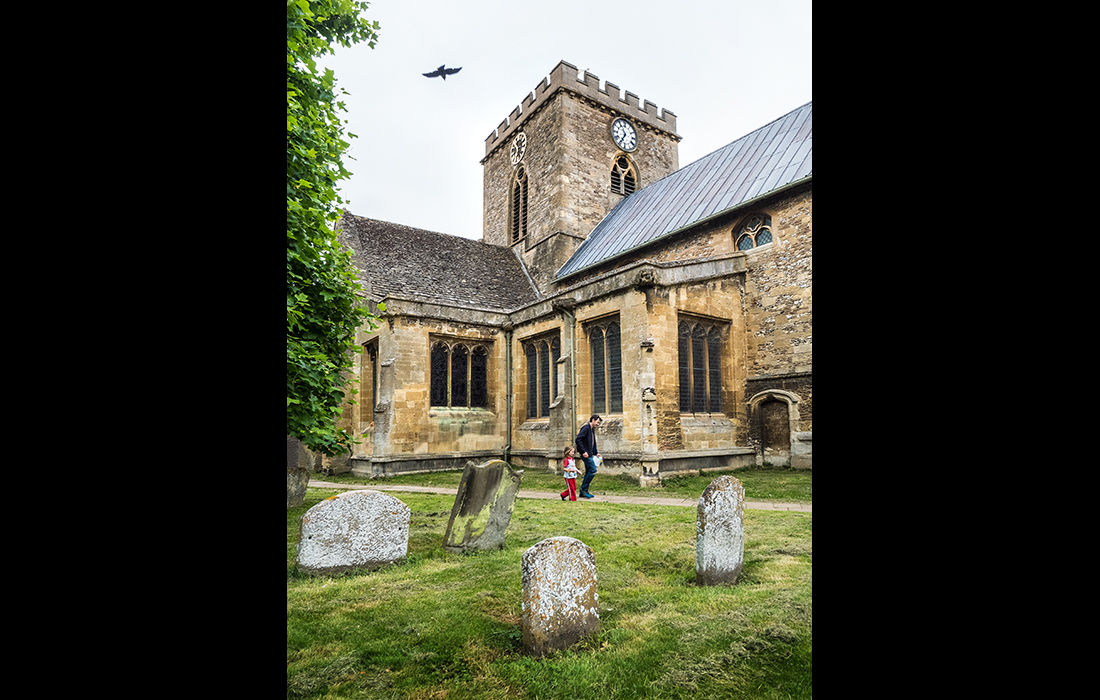 St.Peter's and St.Paul's Church, Wantage