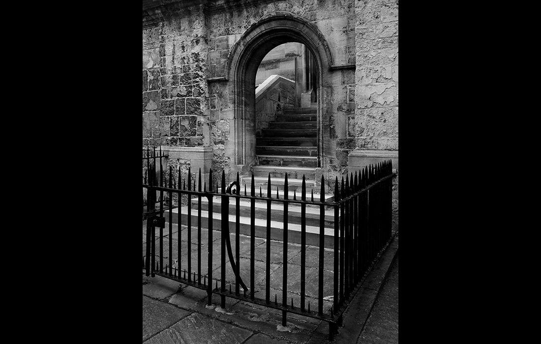 Staircase, Oxford