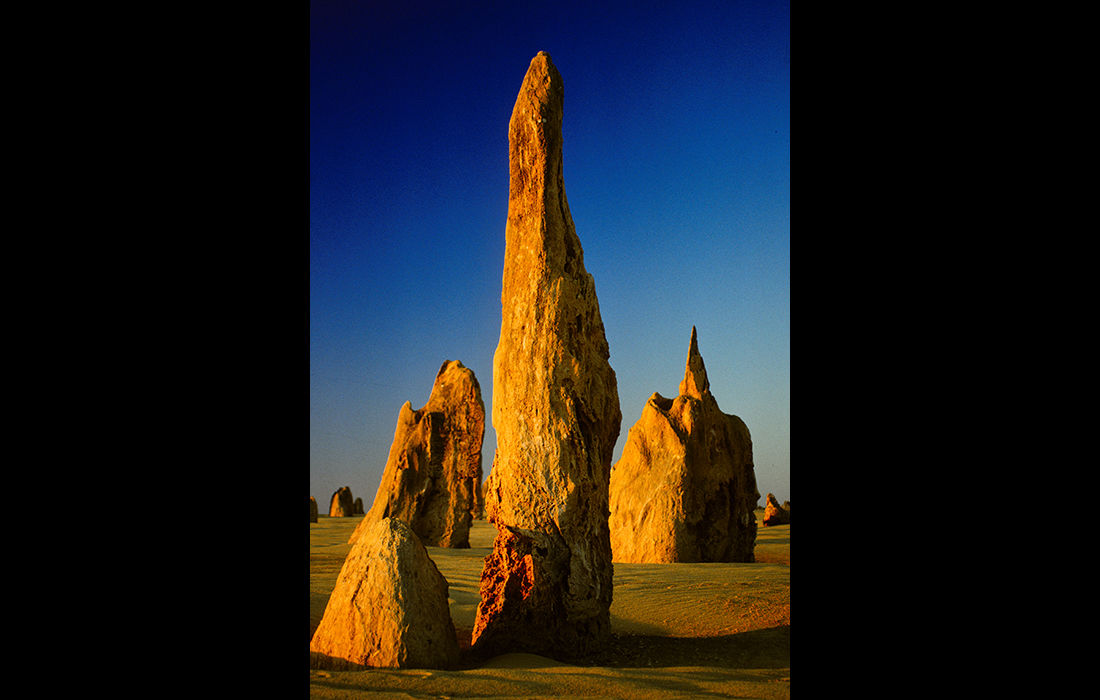 The Pinnacles, Australia 1989