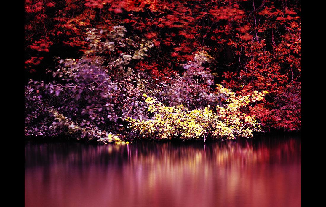 Unnatural colours