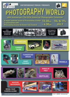 Photography World 18th & 19th July 2014