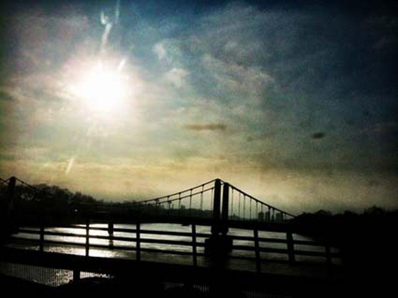 Le Pont D'Albert.