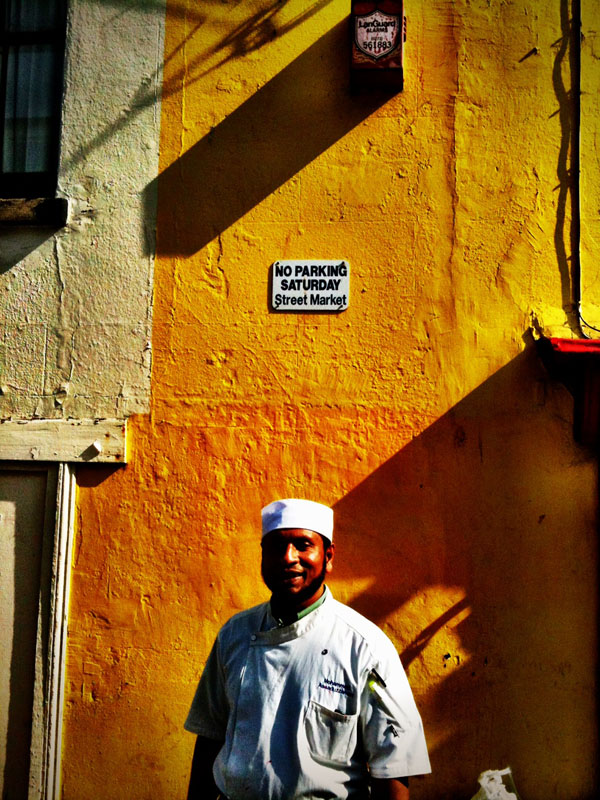 Could be Marrakech.