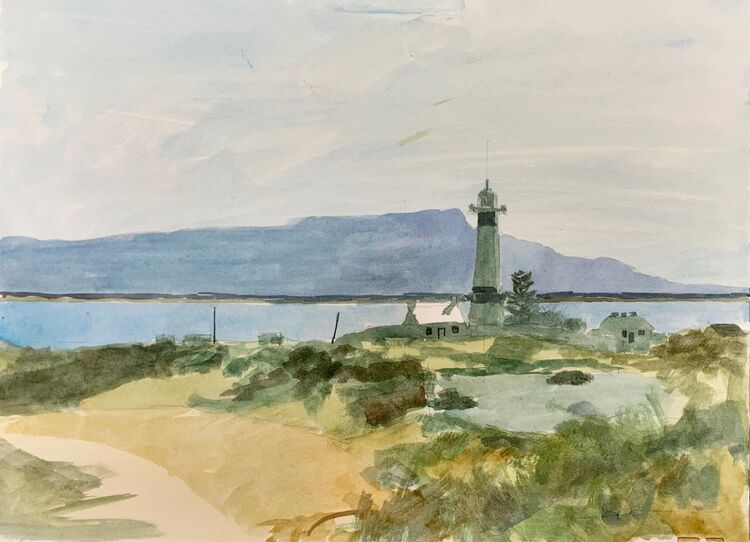 Strove Lighthouse, Inishowen