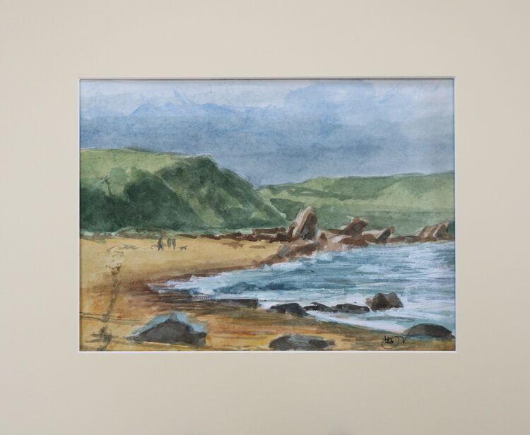 Kinnagoe Bay, Inishowen