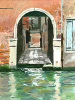 Venice, Rio della Misericordia