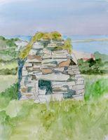'Bone House', Cooley Cross, Moville, Inishowen