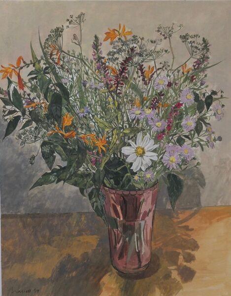 Sylvia's flowers