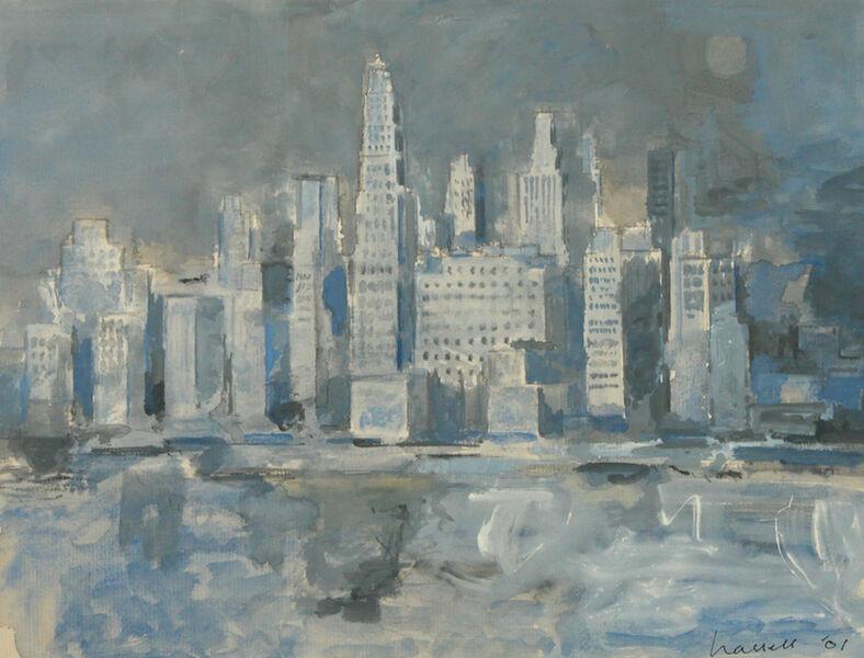 Blue city 2
