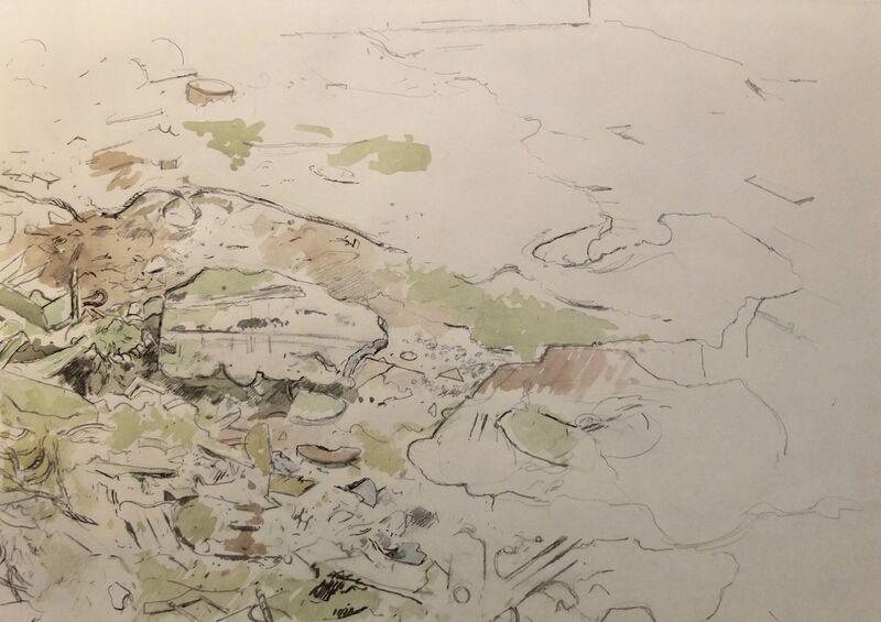 River detritus 2