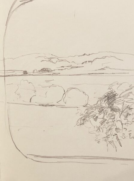 Train window 1