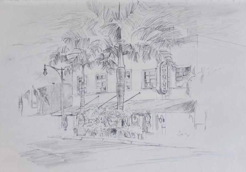 Norman's, Collins Ave., North Beach