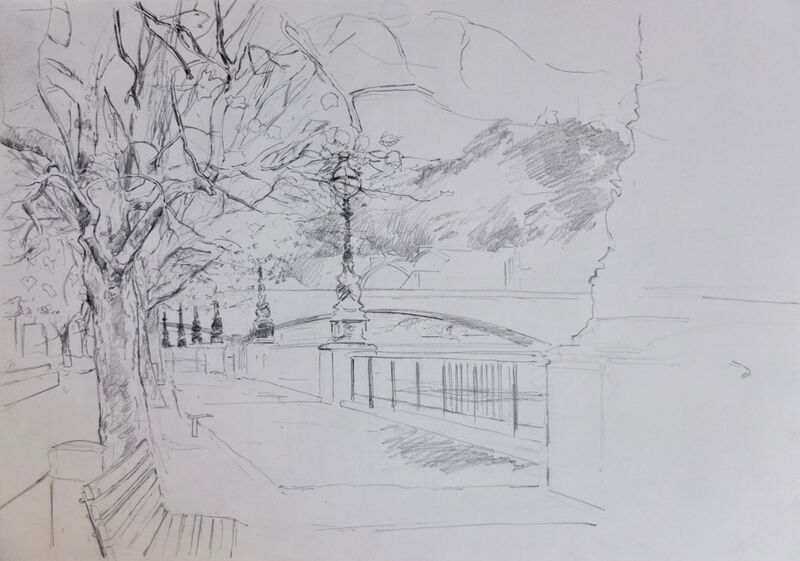 Embankment (South)