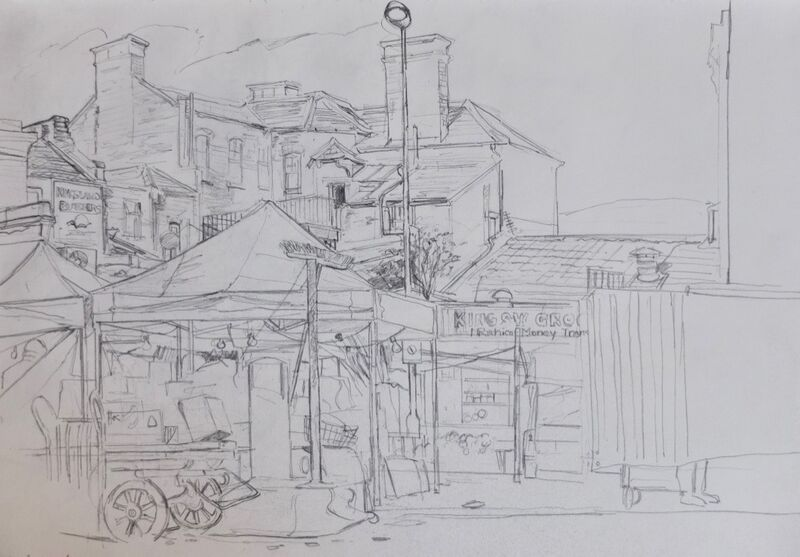 Ridley Road Market, Dalston