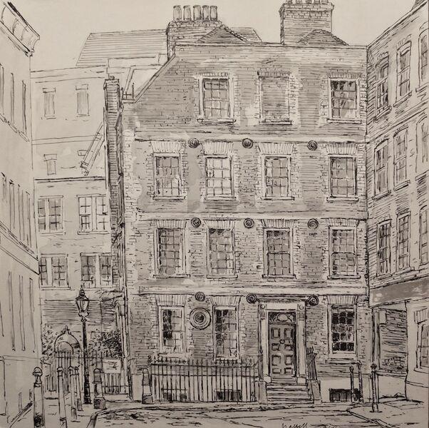 Dr. Johnson's House