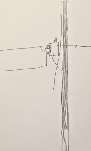 Telegraph pole 3