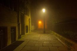 Oxford at Night