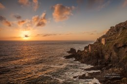 Crown Mines Botallack, Cornwall