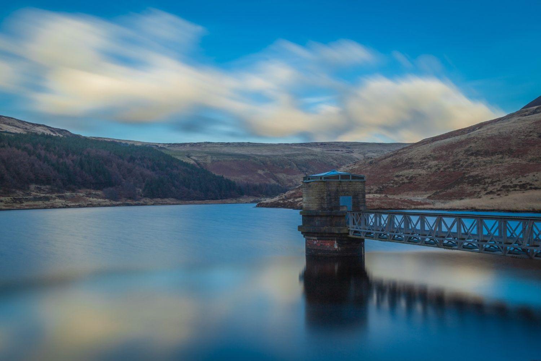 Yeoman Hey Reservoir Motion Blur