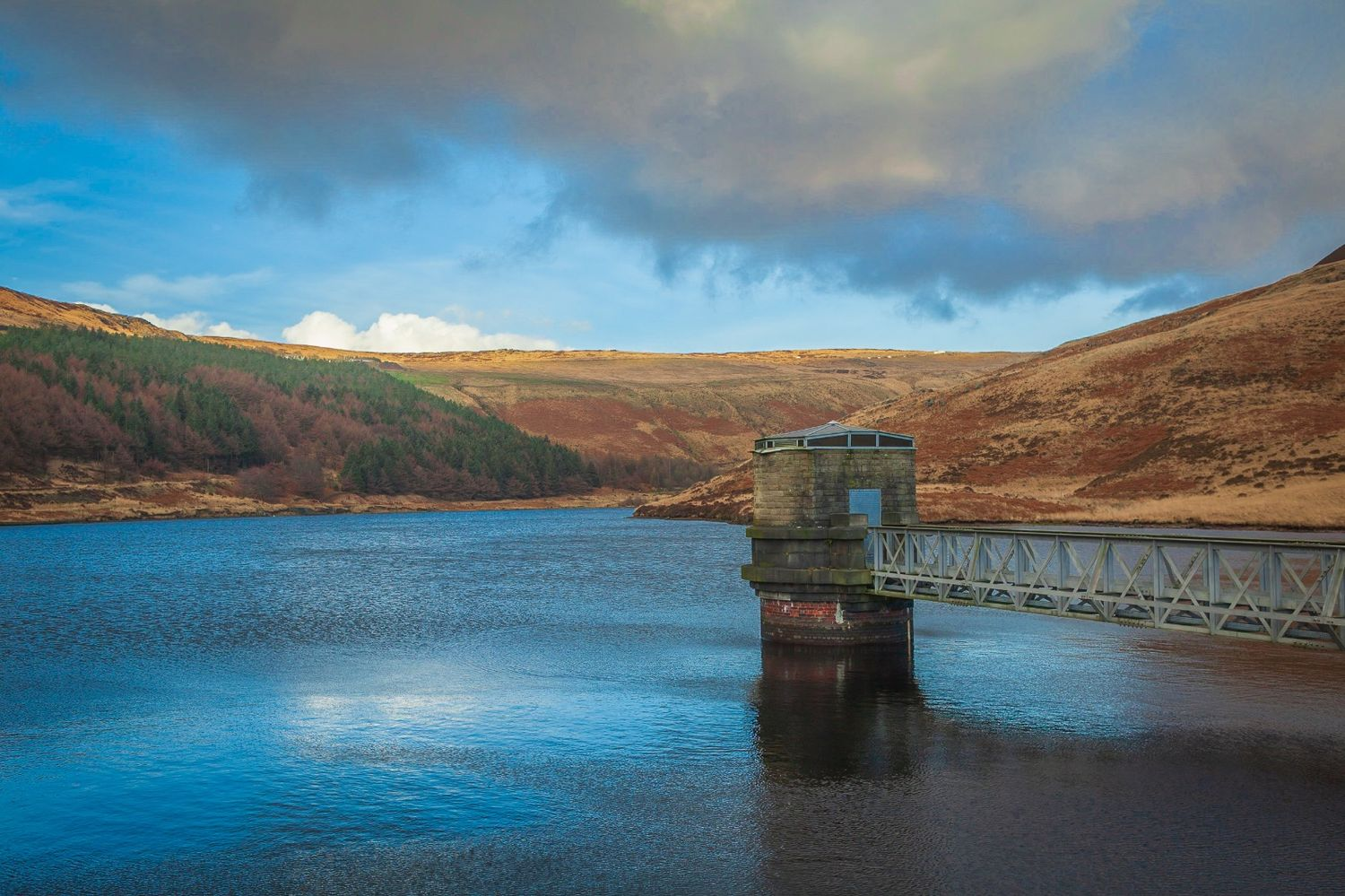 Yeoman Hey Reservoir