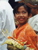 Balinese Young Lady