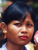 Bali Lady