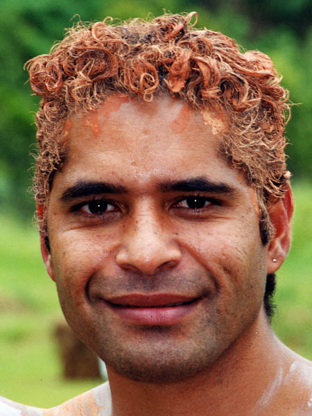 Aboriginal Young Man