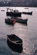 Boats At St.Ives