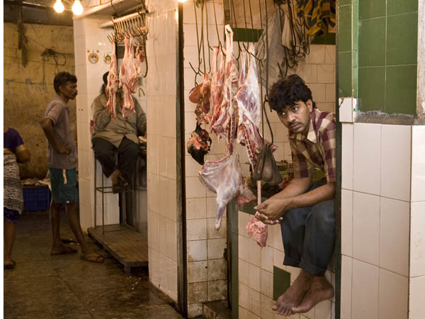Butchers Shop Goa