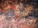 Cave Painting Ayres Rock