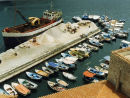 Hydra Harbour Greece