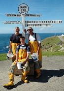 Fundraising at Lands End