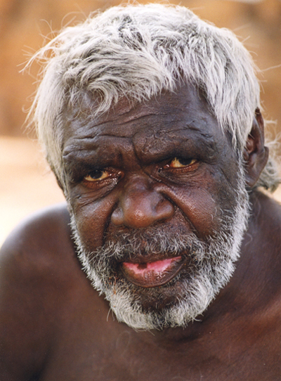 Old Aboriginal Gent