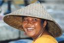 Bali Fish Seller