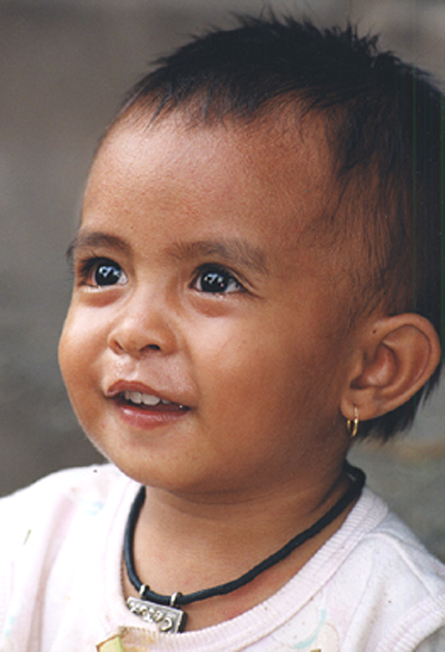 Balinese Boy