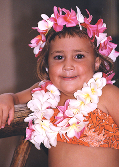 Cook Islands Girl