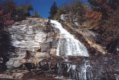 Blue Ridge Mountains. USA