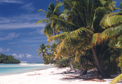 One Foot Island,Attataki, Cook Islands