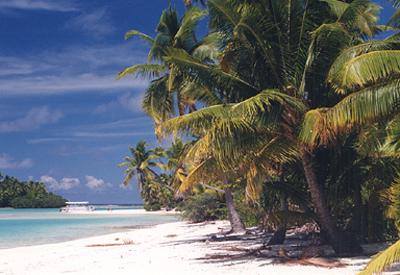 One Foot Island,Attataki, Cook Islands