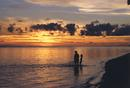 Sunset, Rarotonga, Cook Islands