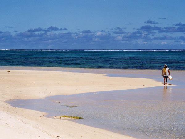 Raratonga Beach