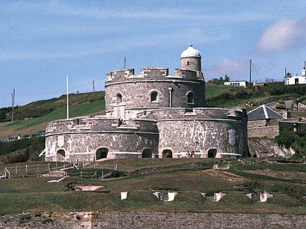 St, Mawes Castle