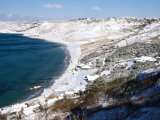 Beast from the East - Sennen Cove